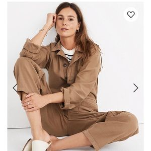 Madewell As Ever Coveralls NWT